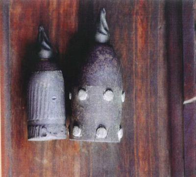 砲弾の写真は上野の戦争に使われた後込めの6ポンド砲弾と前込めの9ポンド... 幕末佐賀科学技術史