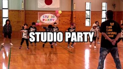 STUDIO PARTY盛り上がりました~‼