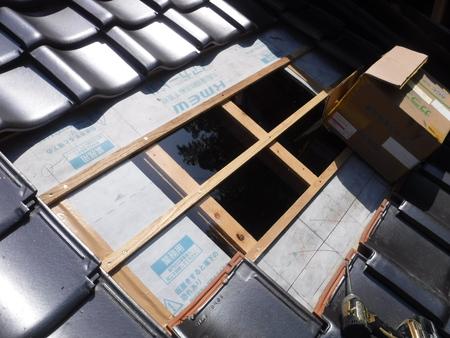 唐津市 M様邸 葺き替え工事―棟施工