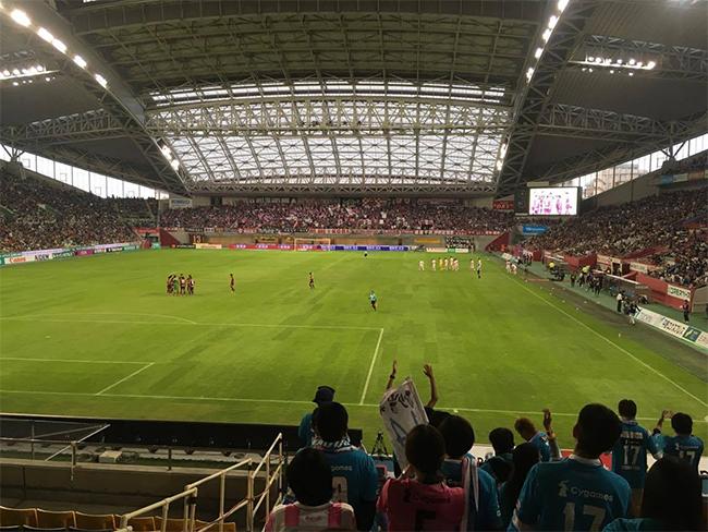 2017 J1第30節 ノエビアスタジアム神戸へ行ってきました!