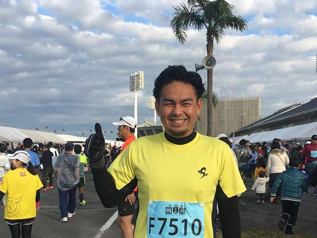 『青島太平洋マラソン2017』を走ってきました。