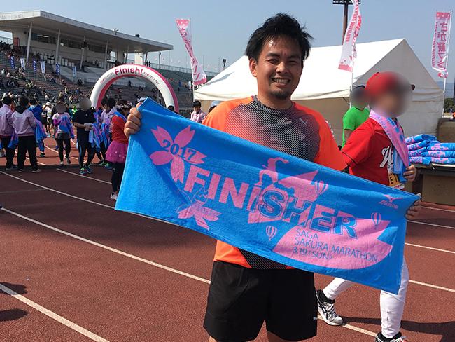 さが桜マラソン2017 - もう走るのやめよっかな -