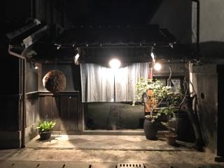 音楽と日本酒の夕べ